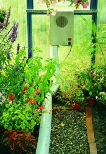 Important Conditions for Gardening Under Cover - greenhouse heaters