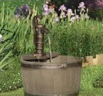 Water Features – Pumps and Fountains