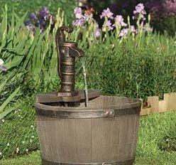 Water Features - Pumps and Fountains