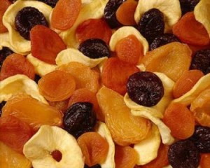 Different Ways to Preserve Home Grown Produce - dried fruits