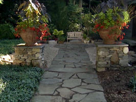 garden design ideas - garden paths and drives
