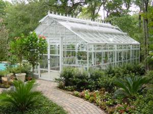 Gardening Under Cover - Greenhouses, Cloches, Conservatories