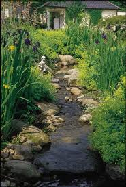 Water Gardening - Streams, Rills and Channels