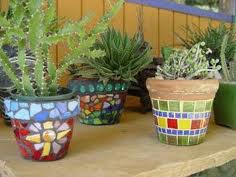 choosing your pots - garden pots for patio deck designs