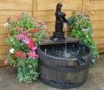 Water Features for the Garden – Tub Fountains