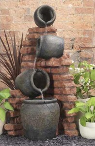 How to Install a Garden Water Fountain