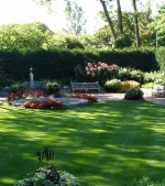 Designing the Garden Around the Shape of Your Plot